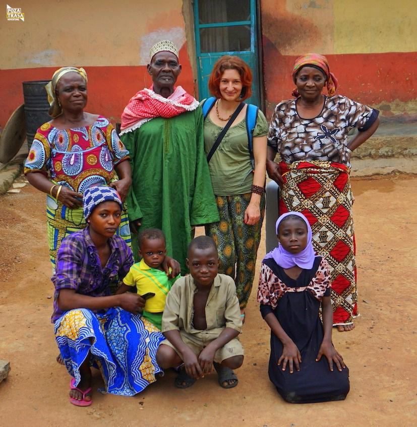 W podróży po Ghanie