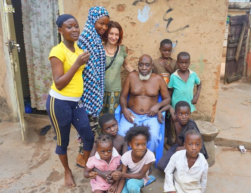 Ghana wyjazd
