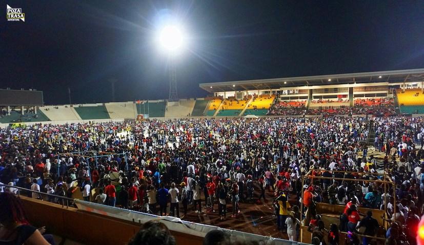 koncert stadion w Bissau