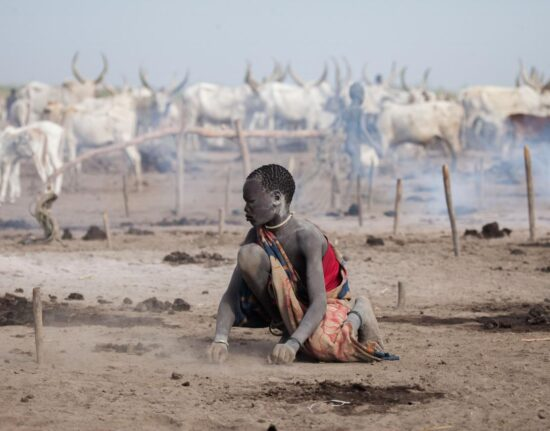 plemiona Sudanu Południowego
