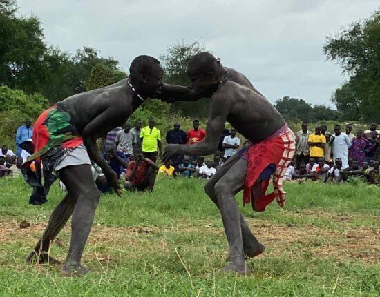 zapasy Sudan Południowego