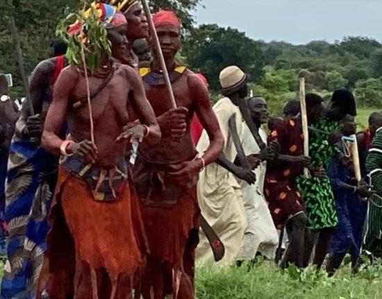 plemiona Sudanu Południowego wyjazd