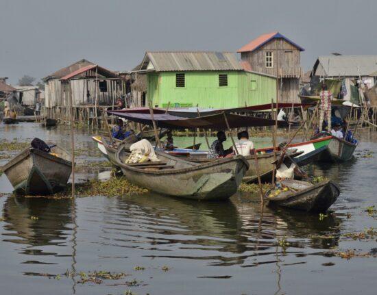 Ganvie Benin Togo wyjazd