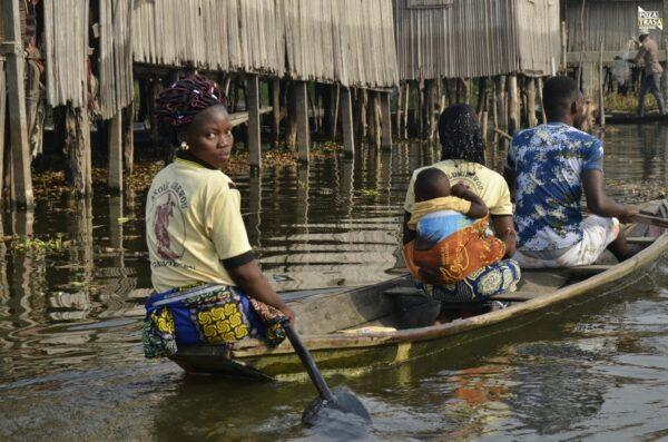 Ganvie Togo Benin 2018