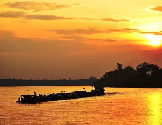 Republika Kongo wyjazd