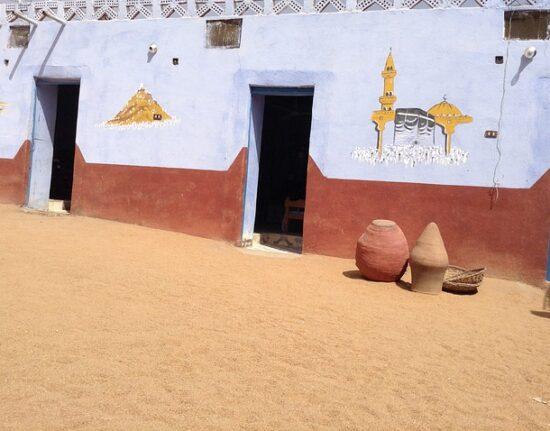 Nubia Sudan