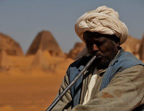 sudan wyjazd
