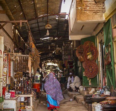 sudan wyjazd Chartum
