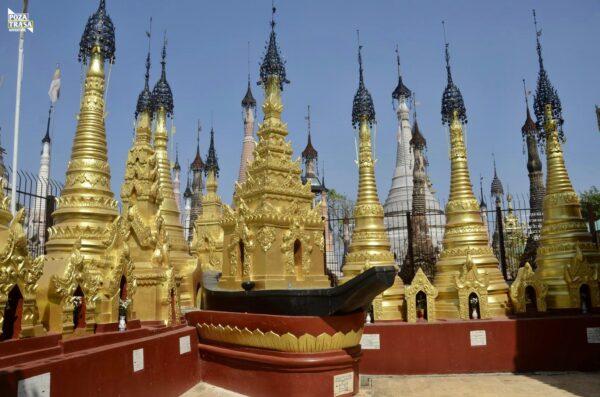 Birma 2020 Fotografie
