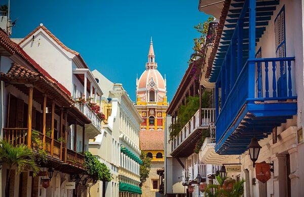 Cartagena wycieczka do Kolumbii