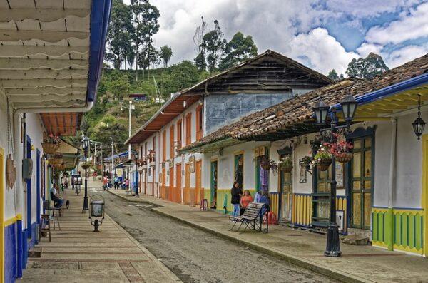 wycieczka do Kolumbii Kolumbia wyjazd Dla Aktywnych