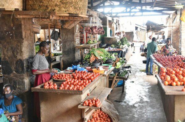 Malawi wyjazd Bazary Malawi 2021