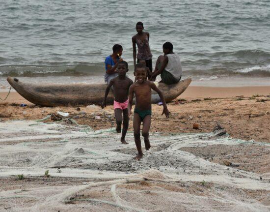 Spacer Jezioro Malawi 2021