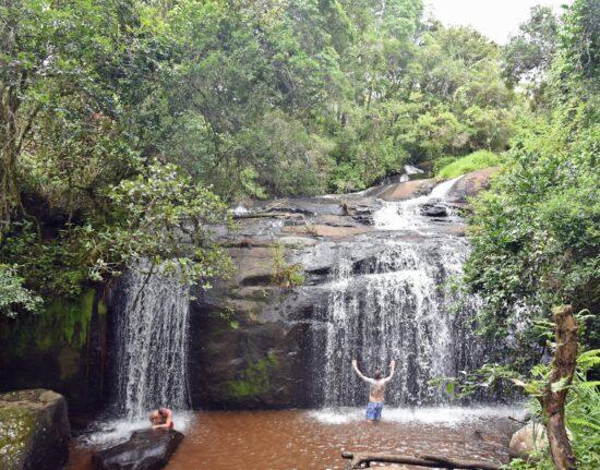 Wodospad Malawi 2021