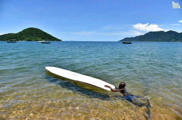 Jezioro Malawi Niasa Malawi 2021