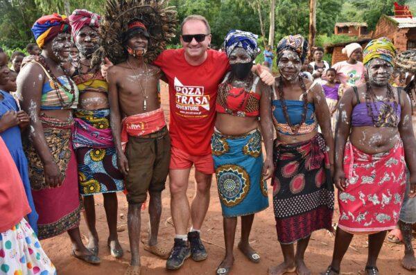 Malawi Wyjazd Zomba Malawi 2021 poza trasą