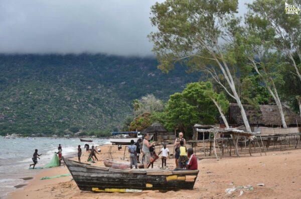 Malawi wyjazd Spacer Jezioro Malawi 2021