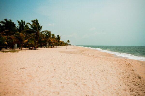 plaża Marari