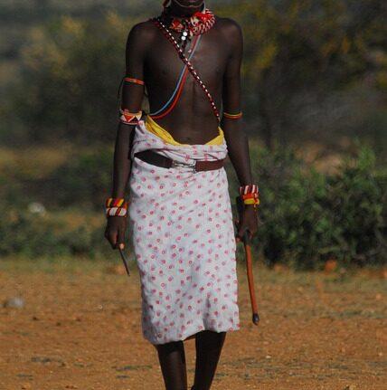 Plemię Samburu