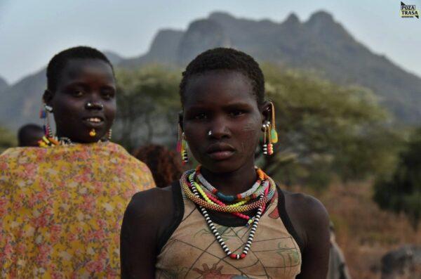 Portrety Lotuko i Boya Sudan Południowy 2021 Wyprawa do Sudanu Południowego