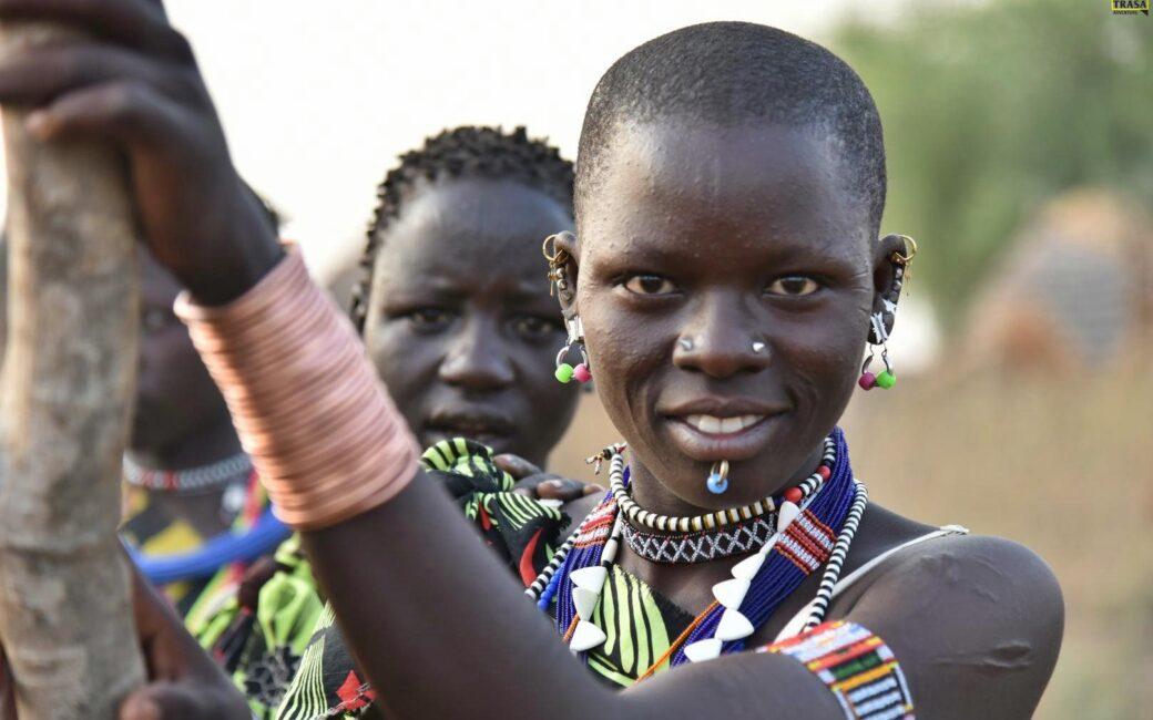 Jiye kilka portretów Sudan Południowy 2021