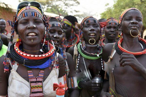 Toposa Impreza Sudan Południowy 2021