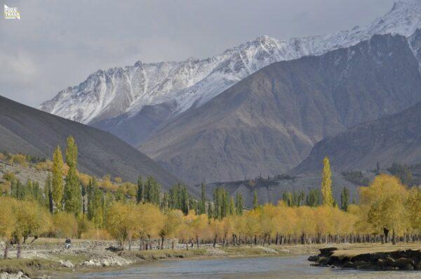 W kierunku Hindukusz Mastuj Pakistan 2020 Pakistan Karakorum Highway