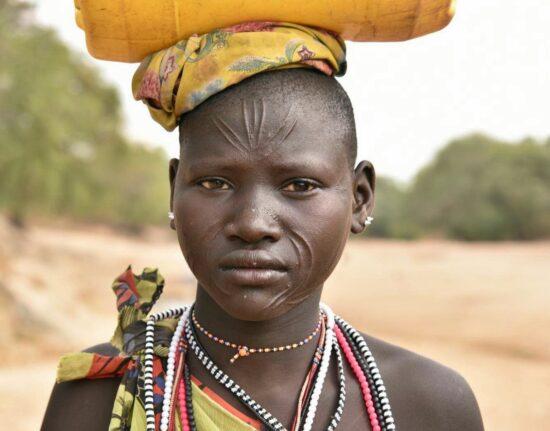 Wyprawa do Sudanu Południowego Toposa Sudan Południowy 2021