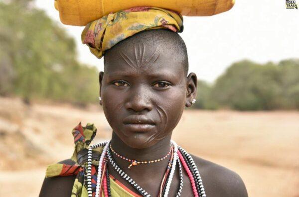 Toposa Sudan Południowy 2021