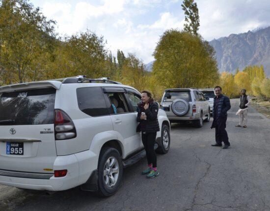 Pakistan SELF-DRIVE Karakorum Highway W kierunku Hindukusz Mastuj Pakistan 2020