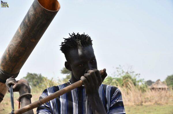 Mundari Sudan Południowy 2021 Wyprawa do Sudanu Południowego