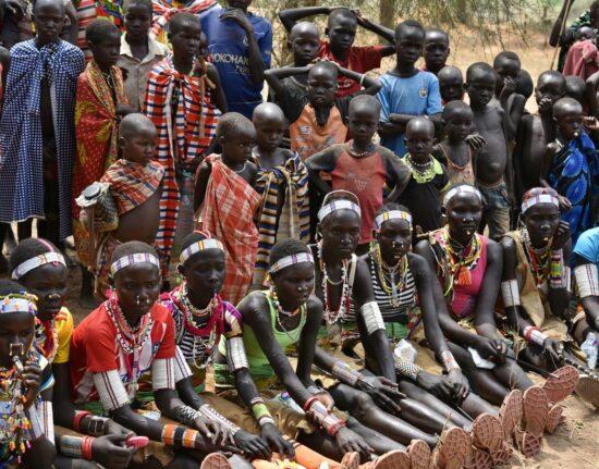 Tańce Boya Sudan Południowy 2021