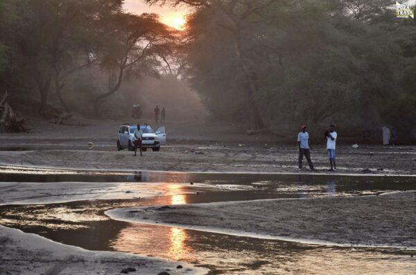 Miasteczka Sudanu Południowego Sudan Południowy 2021