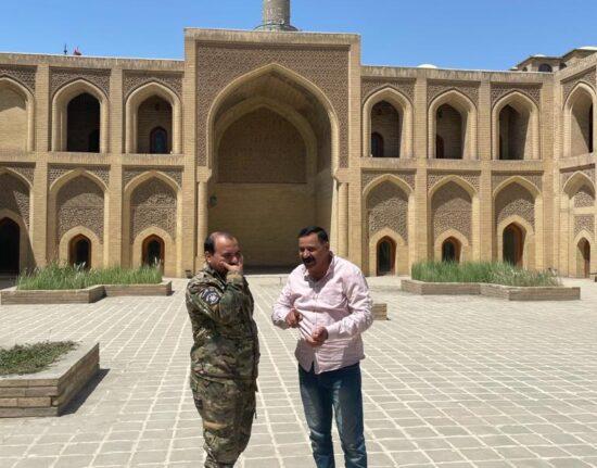 Irak wyjazd Irak Kurdystan Iracki