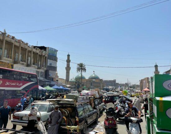 podróż w Bagdadzie Irak Kurdystan Iracki