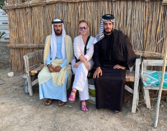 Arabowie błotni Madanowie w Iraku