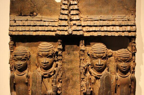 sztuka w Nigerii