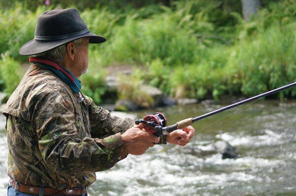 Kenai rzeka Alaska wyjazd