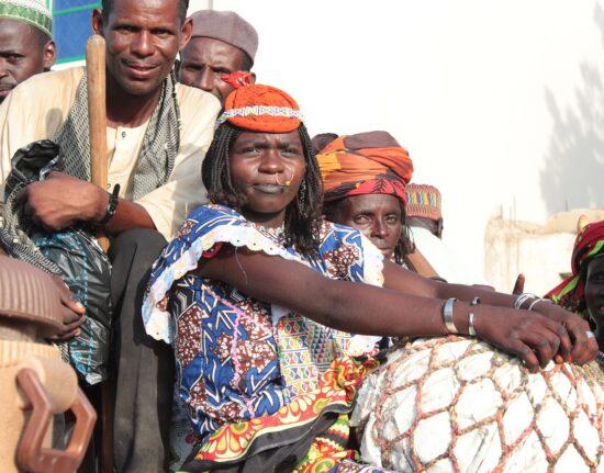 Nigeria wyjazd Fulani