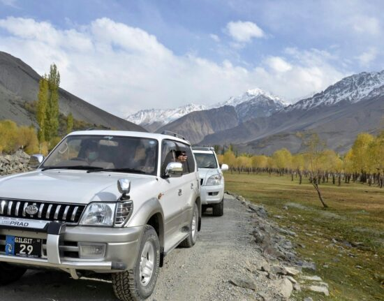 Pakistan SELF-DRIVE Karakorum Highway Hunza Pakistan 2020