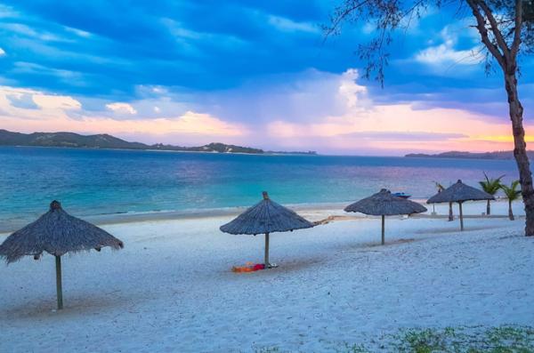 Plaże Mozambiku