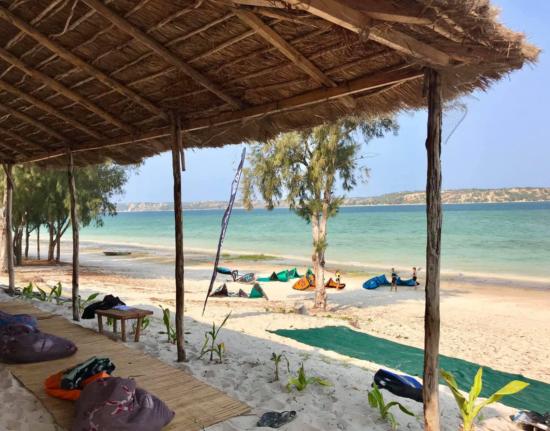 Plaża Mozambiku