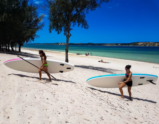 plaże Mozambik
