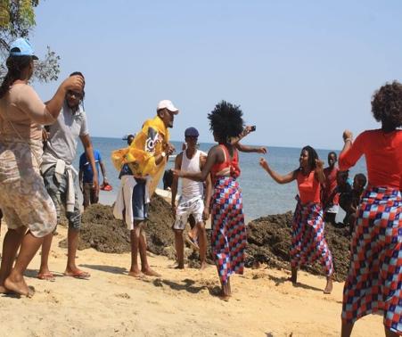 Mozambik wyjazd