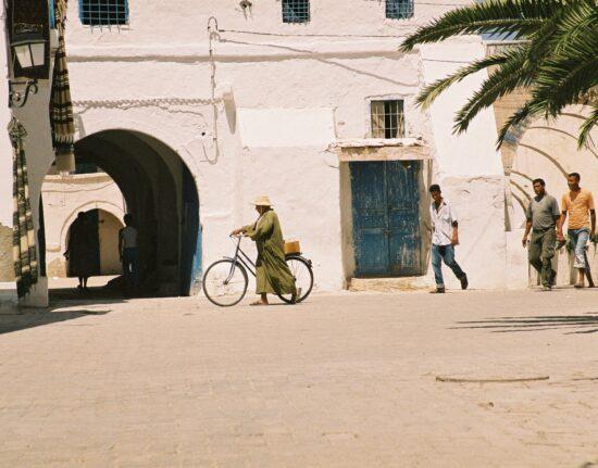 Libia wyjazd