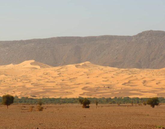 Sahara w Mauretanii