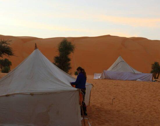 Mauretania wyjazd