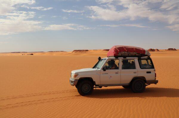 Wyjazd do Czadu