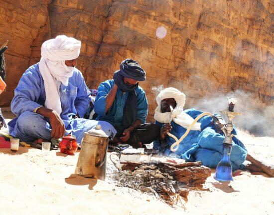 Sahara w Libii