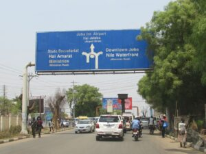 Sudan Południowy z punktu widzenia kierowcy zawodowego